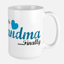 Soon to be Grandma Mug