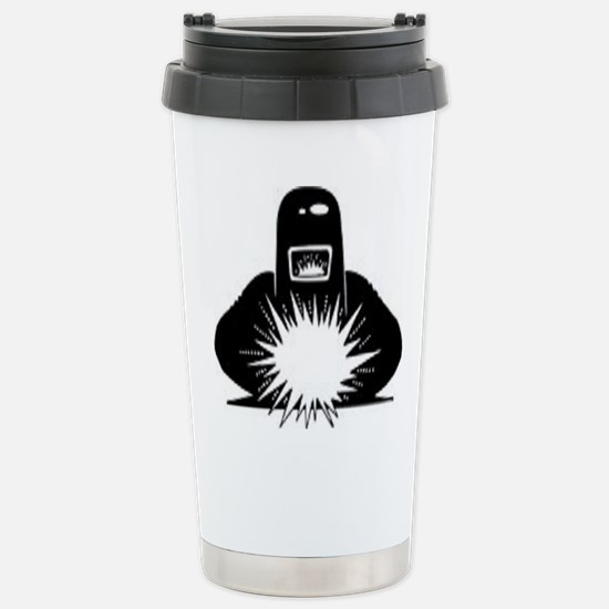 Welder Stainless Steel Travel Mug