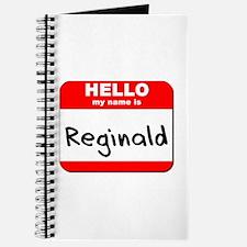 Hello my name is Reginald Journal