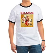 Belarus National Pahonia symbol T