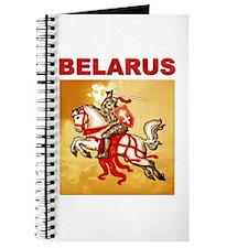 Belarus National Pahonia symbol Journal