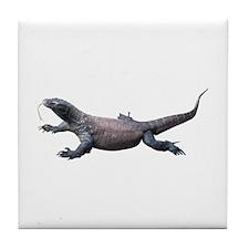 Komodo Dragon Tile Coaster