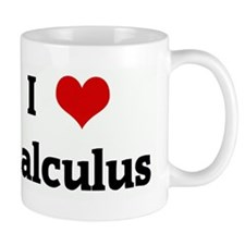 I Love Calculus Mug