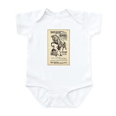 Malt Extract Infant Bodysuit