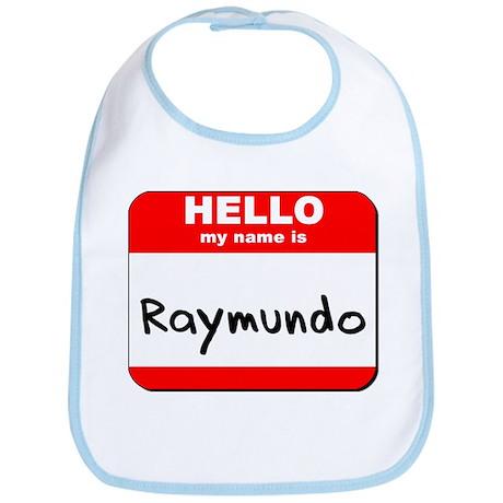 Hello my name is Raymundo Bib