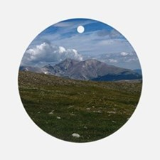Rocky Mountain National Park 03 - Ornament (Round)