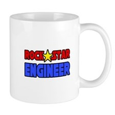 """Rock Star Engineer"" Mug"