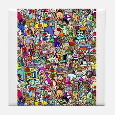 Find the normal guy Tile Coaster