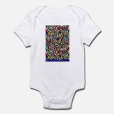 Find the normal guy Infant Bodysuit