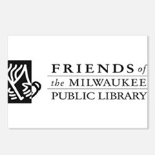 Friends of MPL Postcards (Package of 8)