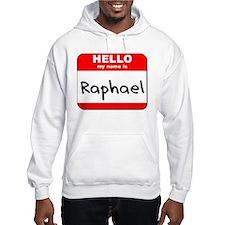 Hello my name is Raphael Jumper Hoody