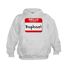 Hello my name is Raphael Hoody