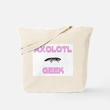 Axolotl Geek Tote Bag