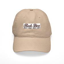 Rock Diva Baseball Cap