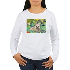 Irises/Cairn #4 T-Shirt