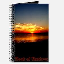 Orange Sunset Book of Shadows
