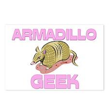 Armadillo Geek Postcards (Package of 8)