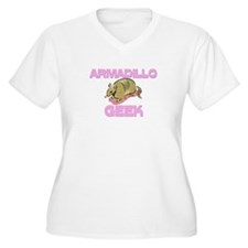 Armadillo Geek T-Shirt