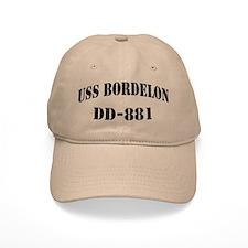 USS BORDELON Baseball Cap