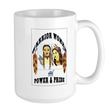 Warrior Women Mug