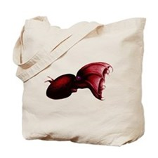 Vampire Squid Tote Bag