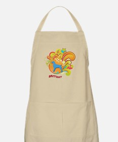 Groovy Brittany BBQ Apron
