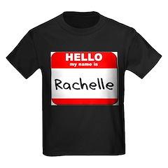 Hello my name is Rachelle T