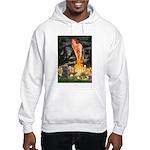 Midsummer/Cairn (brin) Hooded Sweatshirt