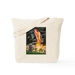 Midsummer/Cairn (brin) Tote Bag