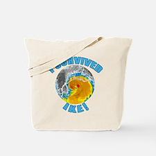 I Survived Hurricane Ike Tote Bag