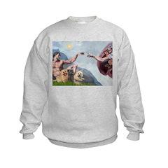 Creation/Cairn trio Sweatshirt