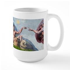 Creation/Cairn trio Mug