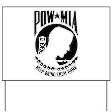 Vietnam Era POW MIA Yard Sign