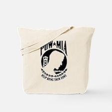 Vietnam Era POW MIA Tote Bag