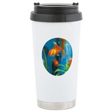 If Wishes Were Fishes Travel Mug