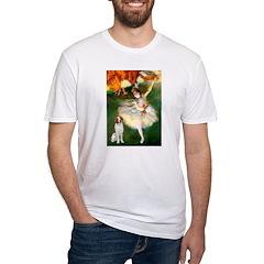 Dancer/Brittany Spaniel Shirt