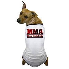 MMA Mixed Martial Arts - 1 Dog T-Shirt