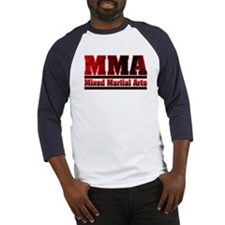 MMA Mixed Martial Arts - 1 Baseball Jersey