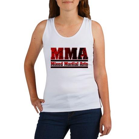 MMA Mixed Martial Arts - 1 Women's Tank Top