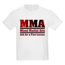 MMA Mixed Martial Arts - 2 T-Shirt