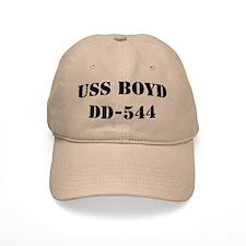 USS BOYD Baseball Cap