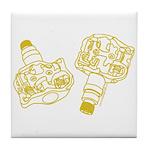 Pedal: Tile Coaster