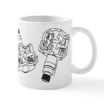Pedal: Mug