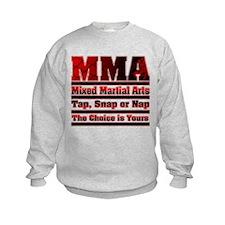 MMA Mixed Martial Arts - 3 Sweatshirt