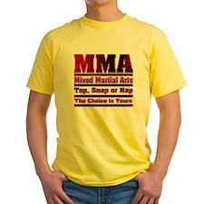 MMA Mixed Martial Arts - 3 T