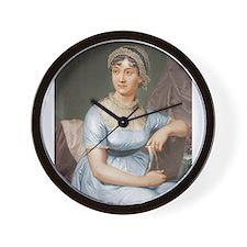 Austen in Colour Wall Clock