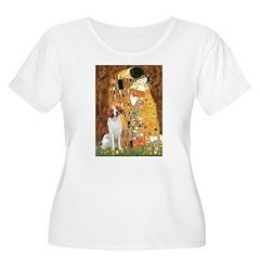 Kiss/Brittany Spaniel T-Shirt