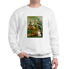 Spirit/Brittany Spaniel Sweatshirt