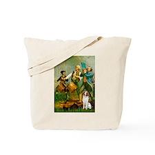 Spirit/Brittany Spaniel Tote Bag