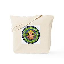 Cat MandalaTote Bag